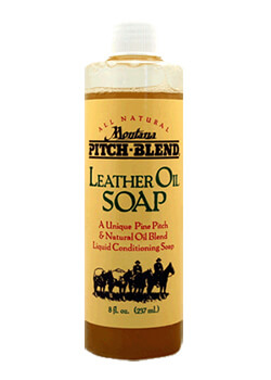 Leather Oil Soap
